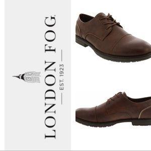 London fog men's shoes oxford size 9.5